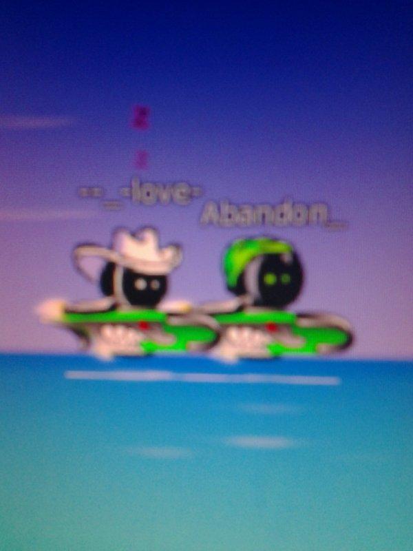 Love Abandon