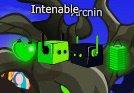 Deux robots au couleurs inversé
