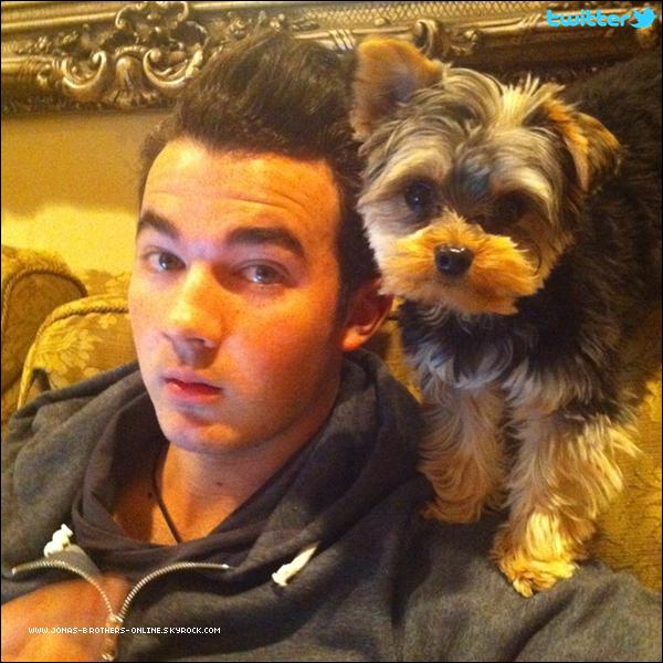+ 08.03.2011 | Photos Twitter de Danielle & Nick : +
