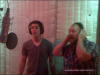 _ 07.07.2011 | Nick était en studio avec Matt Bronleewe :