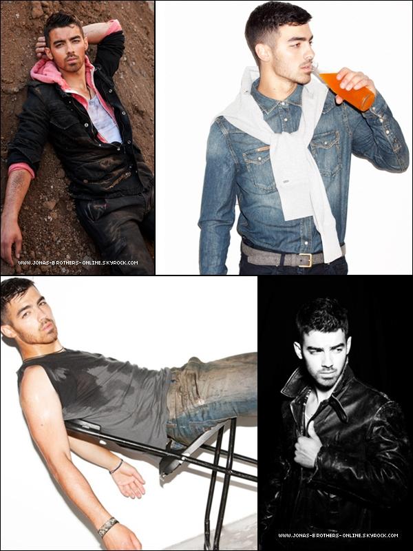 → Nouvelles photos du shoot de Joe par Kenneth Capello :.