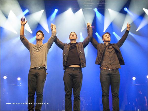 _ 31.10.2013 | Message officiel : « Pour nos chers amis et fans du monde entier » :