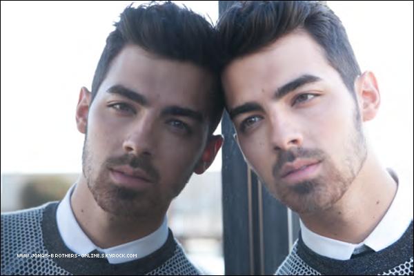 _ 11.04.2014   Photos inédites de Joe pour le magazine Scene_: