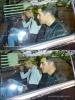 _ 11.06.2015   Le nouveau couple Gigi & Joe a été photographié en voiture à New York :