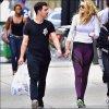 _ 17.06.2015   Joe & Gigi ont été photographiés dans le quartier de SoHo de New York :