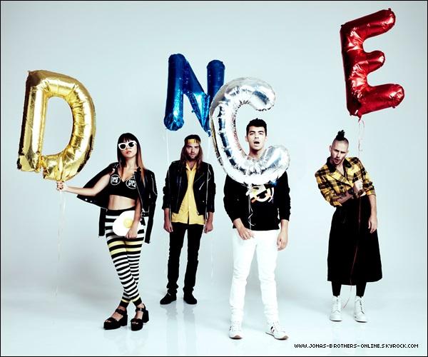 _ 04.05.2016 | Le nouvel album de DNCE, Body Moves, sortira en septembre 2016 :_