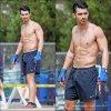 _ 14.09.2016 | Joe a été photographié en pleine séance de sport à Beverly Hills :