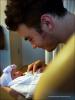 _ 27.10.2016 | Kevin est devenu papa d'une petite Valentina Angelina :