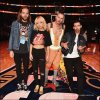 _ 18.02.2017 | DNCE était en concert pour la NBA All-Star Saturday Night_à la Nouvelle Orléans :_