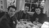 _ 03.03.2017 |  Kevin, Joe & Nick se sont retrouvés pour dîner à Londres :_