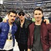 _ 10.09.2017 | Joe, Nick & Kevin étaient au match des Dallas Cowboys_: