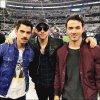 _ 10.09.2017 | Joe, Nick & Kevin étaient au match des Dallas Cowboys_: