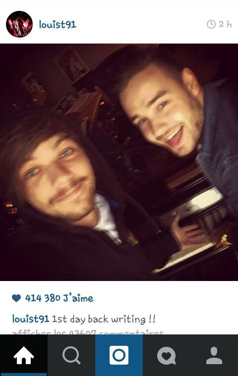 Louis instagram ! Again yessss !!! :D
