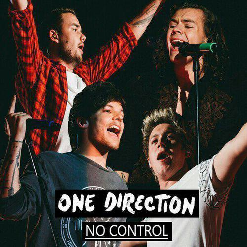 """Pochette de """"No Control"""" crée par les fans qui tourne sur twitter !"""
