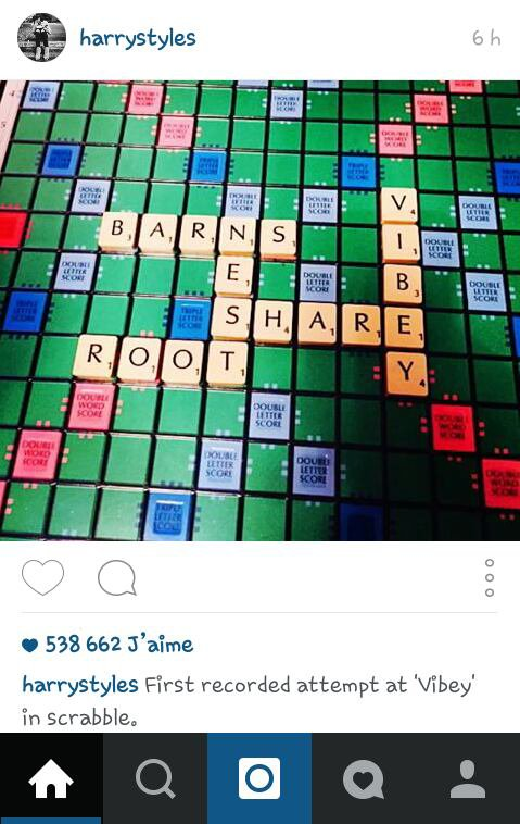Harry instagram 26/05/15