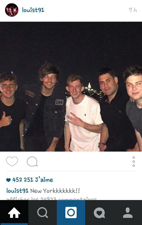 Louis instagram 27/05/15