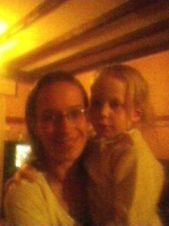 moi et ma belle fille stécy