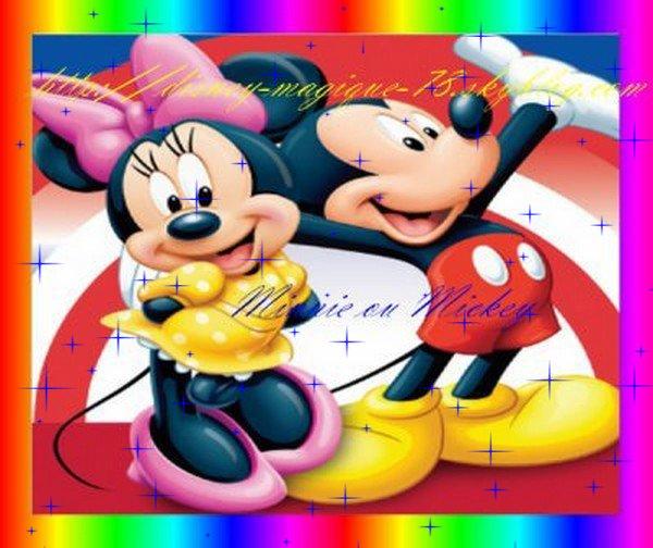 °o°  Mickey ou Minnie   °o°