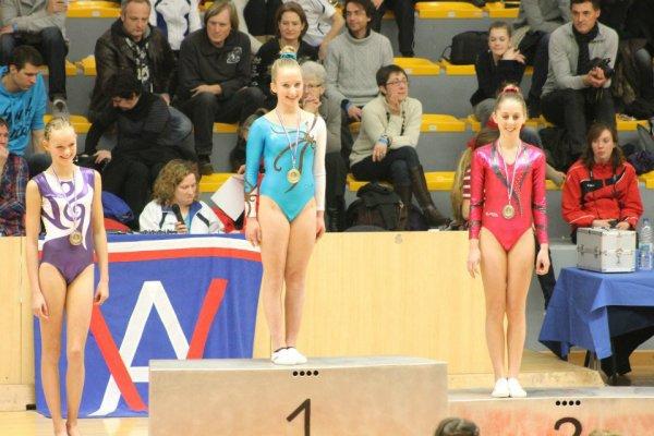 Compétitions. Les trois gagnante ? Trois poupouvillaises!♥