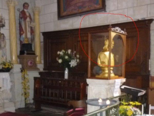 Fantôme ou imaginaire ou bien réelle : photo du 18 04 2010