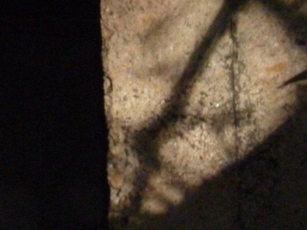 Fantôme ou imaginaire ou bien réelle :  photo  du 23 02 2012