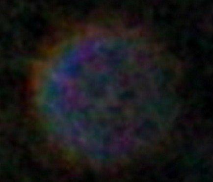 Fantôme ou imaginaire ou bien réelle: photo du 5 07 2012