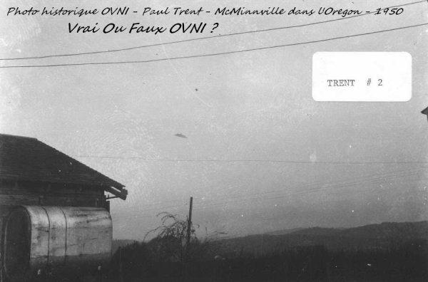 McMinnville Oregon USA : Vrai ou Faux OVNI ?