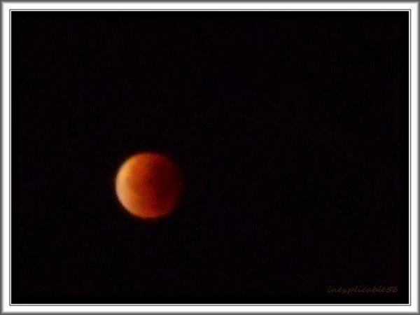 Eclipse pour la Lune des Moissons 27 Septembre/28 Septembre 2015