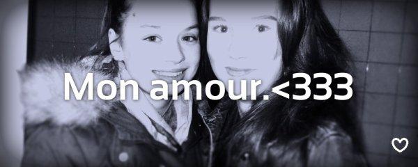 Ma soeur ♥♥