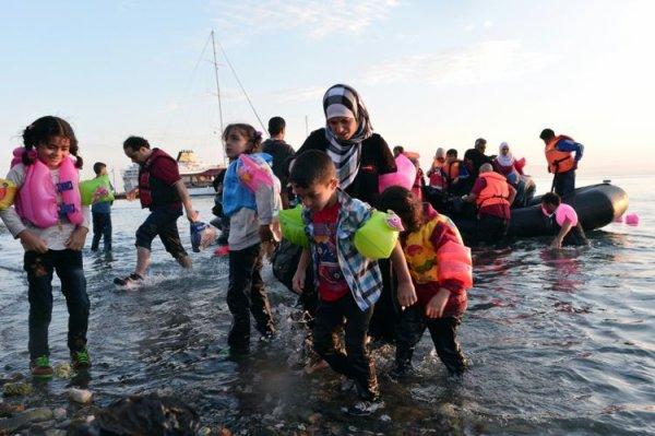 56% des Français contre l'accueil des migrants syriens