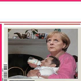Merkel donne l'exemple en adoptant un réfugié hongrois