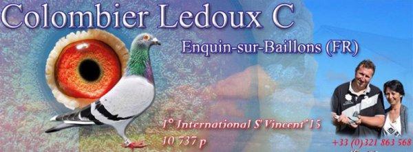 N°2 Claude LEDOUX.