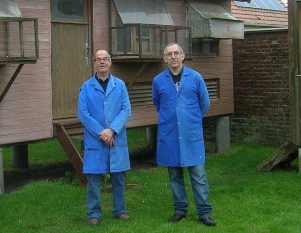 N°4 Eric et Patrick DEBRUYNE
