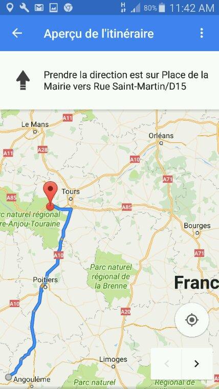 Samedi 10 juin Clermont et Sigogne alcalc  (Jarnac ) et dimanche  Langeais