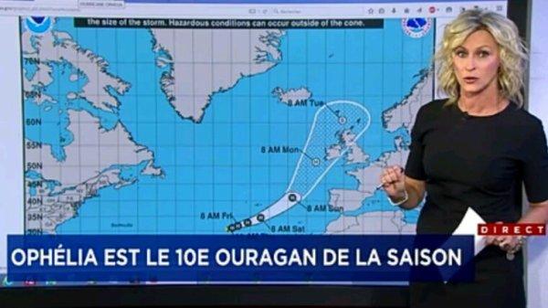 Des news de la tempête OPHELIA