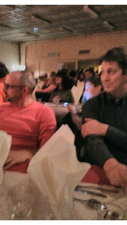 Super soiree à Guînes avec les colombophiles