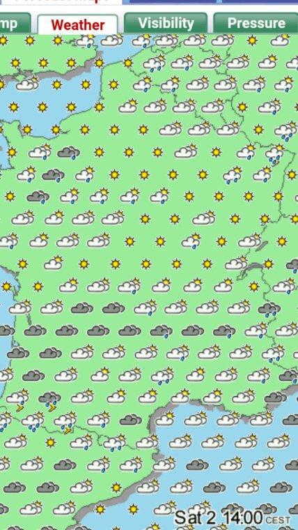 Saint Junien, avec des vents variables sur toute la ligne il y en aura pour tous le monde