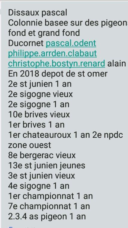 5. Pascal DISSAUX