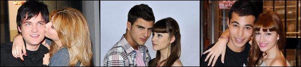 Avec qui Preferes-tu Ruth ? Greg, Cesar ou Roman ? Mon avis  : Je préfère Ruth avec Cesar mais je pense quel formera un beau couple aussi avec Roman (:
