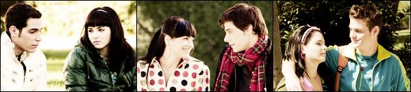 Avec qui Preferes-tu Joy ? Isaac, Diego, Jules ou Roman ?  Mon avis   : Je préfère Joy avec Diego car elle l'aimait vraiment et elle a fait beaucoup de sacrifices pour lui .
