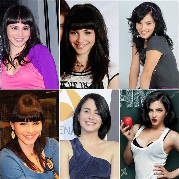 Avec quel coupe preferes-tu Andrea Duro ? :)