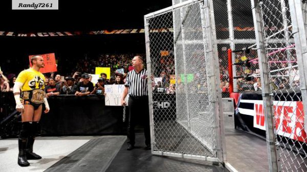 Hell in a Cell  Partie 6
