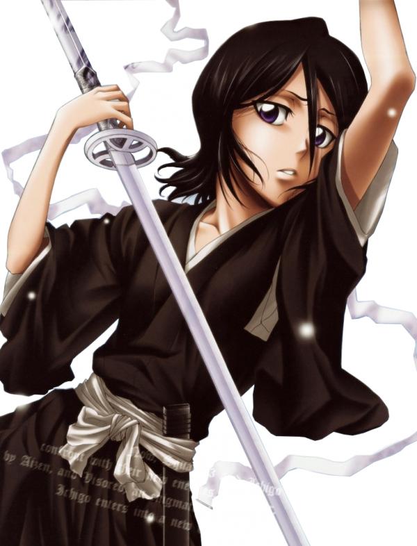 Rukia Kuchiki ( Maître de la communauté )