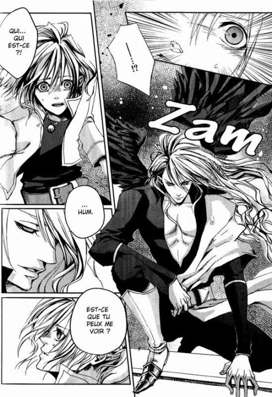 Scan Yaoi : Tenshi No Yume