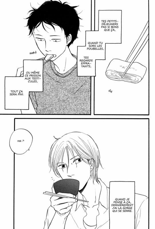 Scan yaoi:good morning bad day