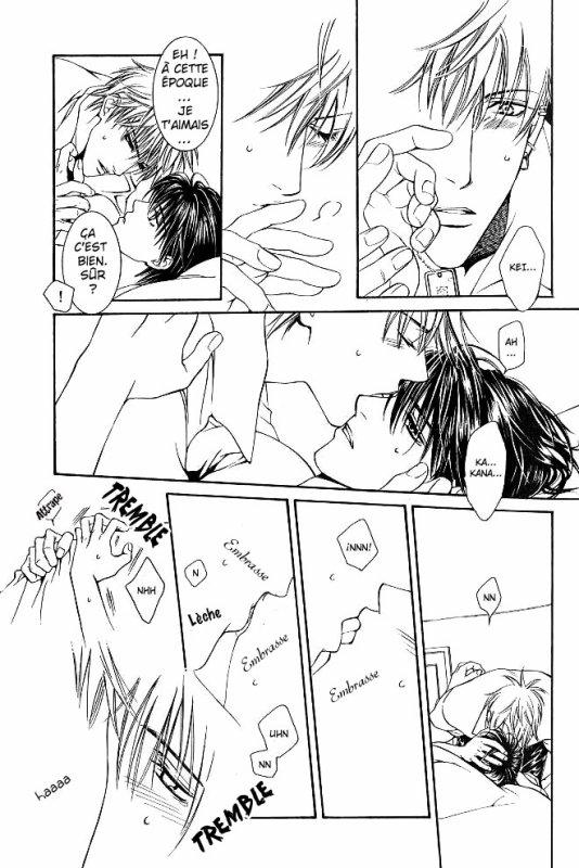 Scan Yaoi : Hero Mitai Ni