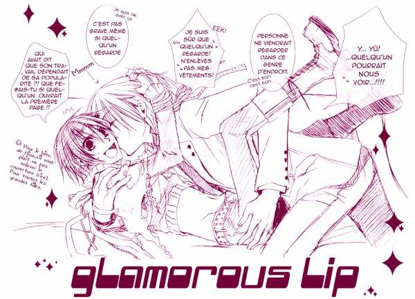 Scan Yaoi : Glamorous Lip ( 2 )