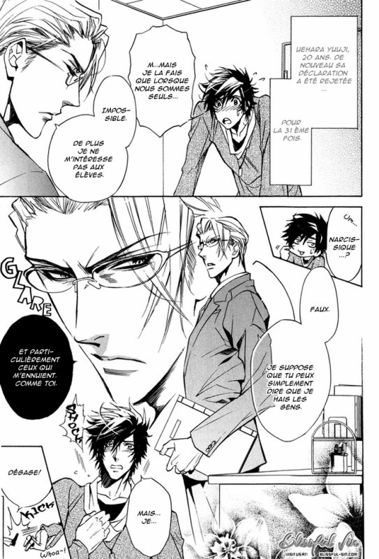 Scan Yaoi : Goshujinsama Vol 1 Ch 1