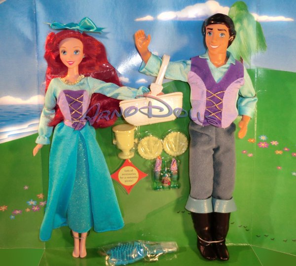 "Ariel et Eric ""Picnic Party"""