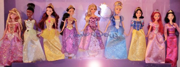 "Collection Mattel ""Sparkle"" 2009"